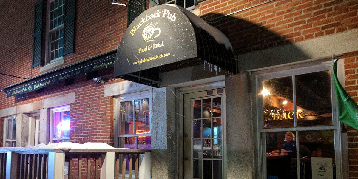 The Blackback Pub, Vermont