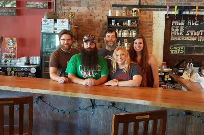 gibb's hundred brewing
