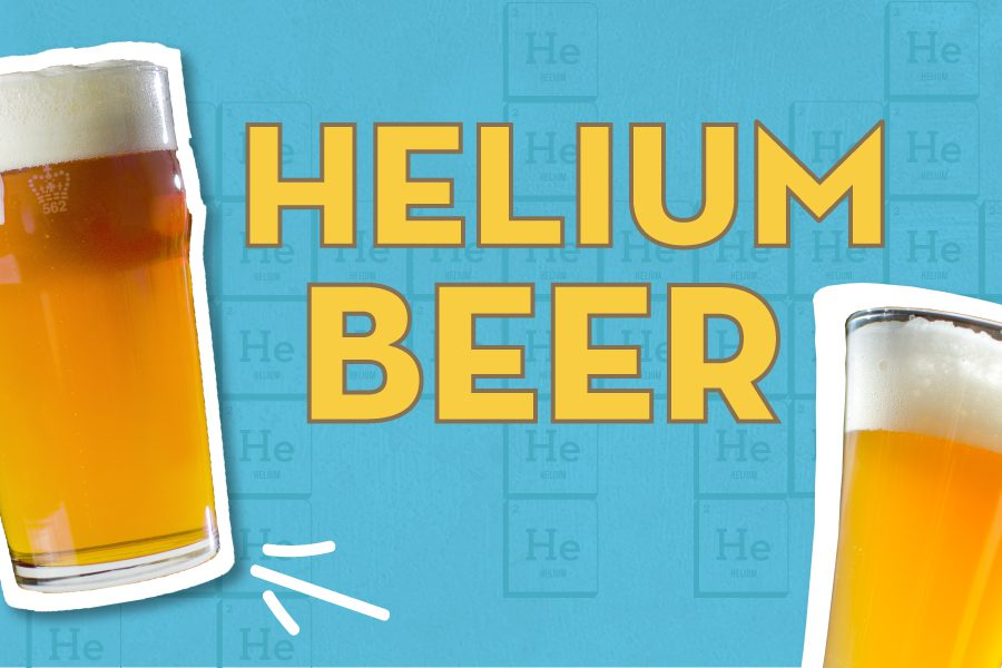 The Hard Truth About Helium Beer   CraftBeer com