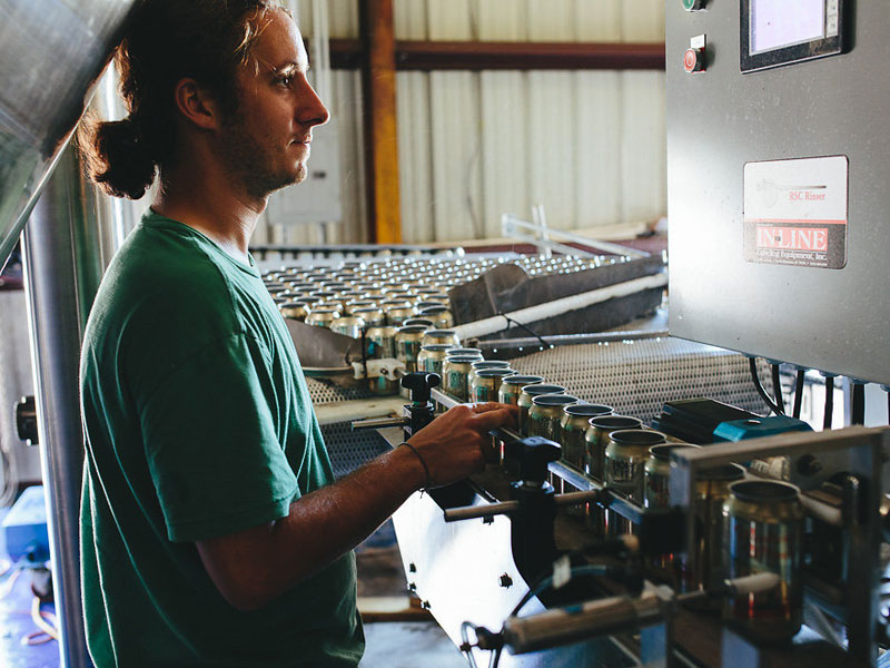 Holy City Brewing: from Scrap Metal to Successful Brewery
