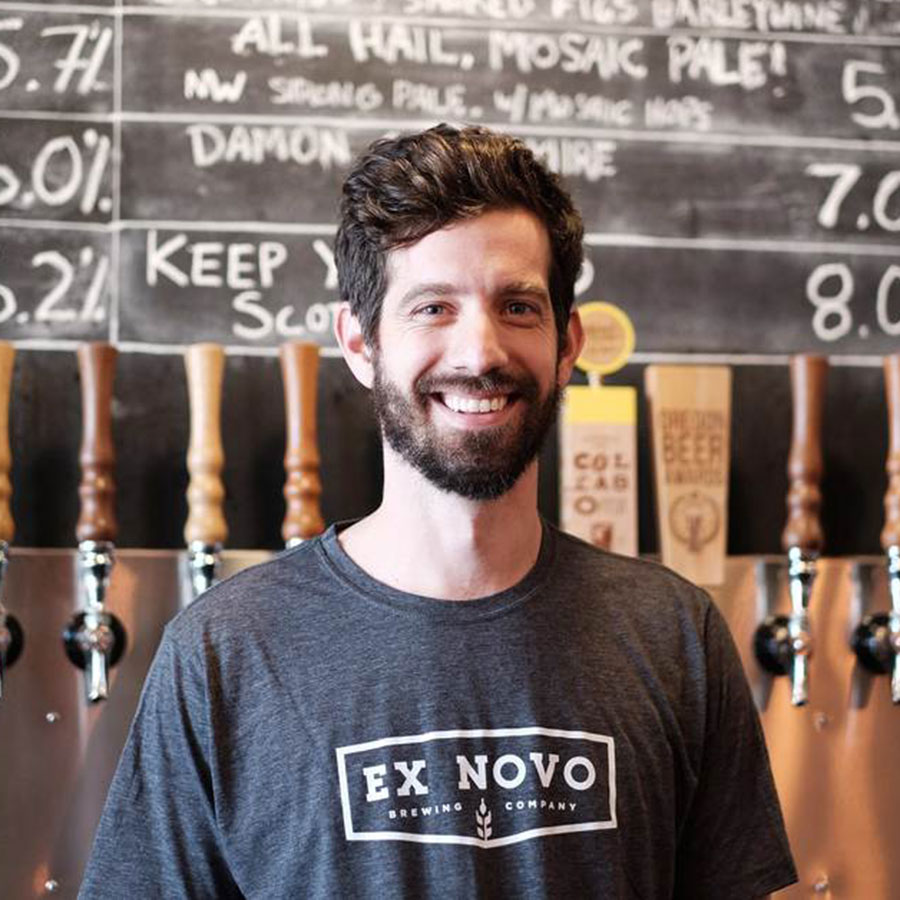 Ex Novo Breweries Give Back