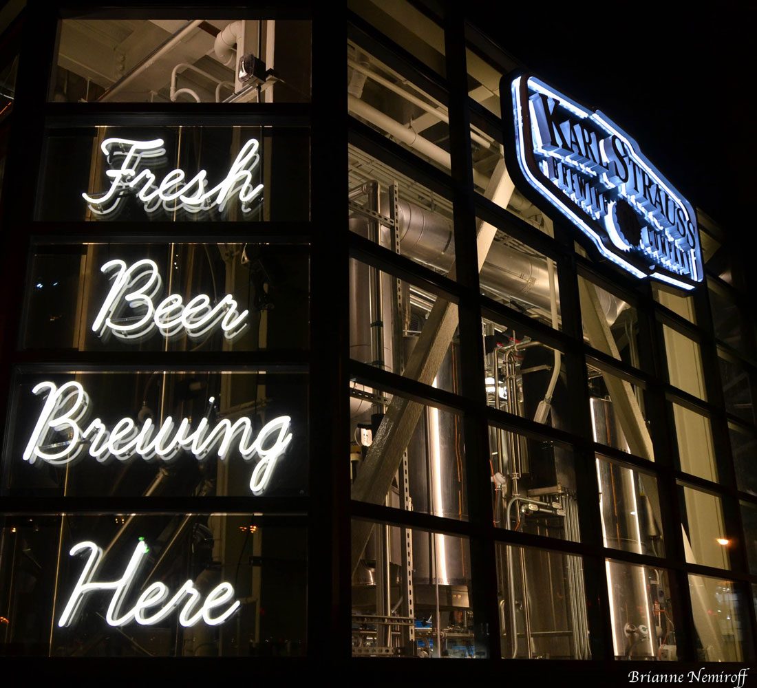 Karl Strauss Brewing Downtown Los Angeles