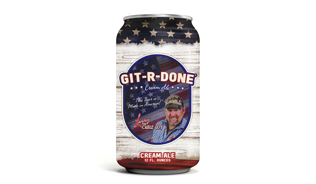 Git-r-done beer