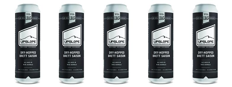 Upslope Lee Hill Series Vol. 15 Release: Dry-Hopped Brett Saison!