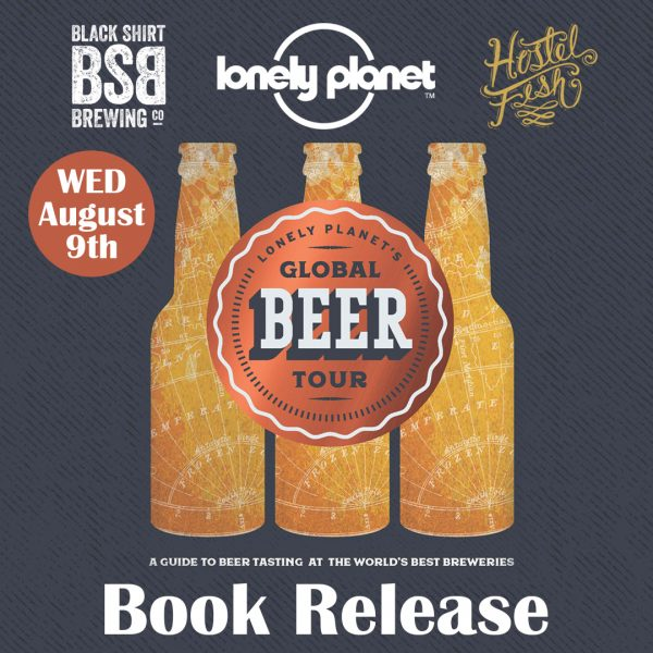 Global Beer Tour Book Release