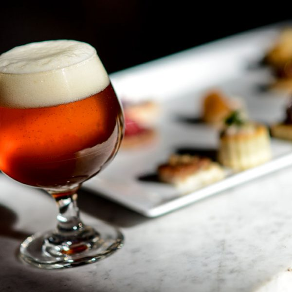 Love Pairing Beer and Food?