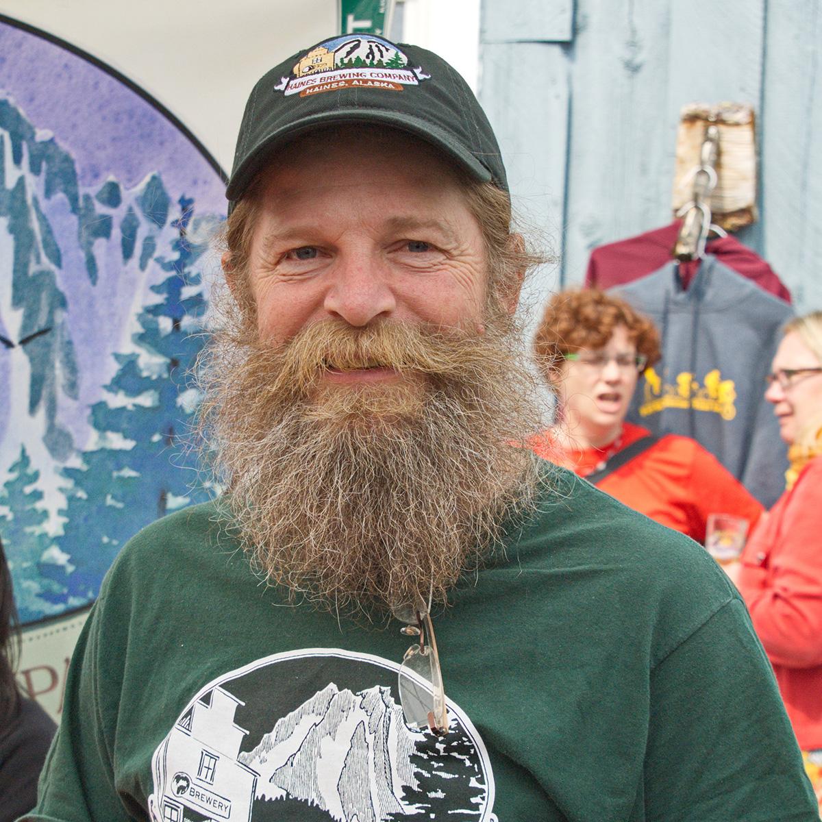 Paul Wheeler Haines Brewing Alaska