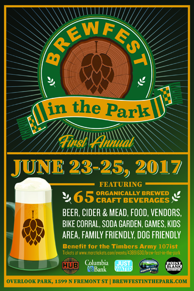 New Organic Beer Fest to take place June 23-25 at Overlook Park
