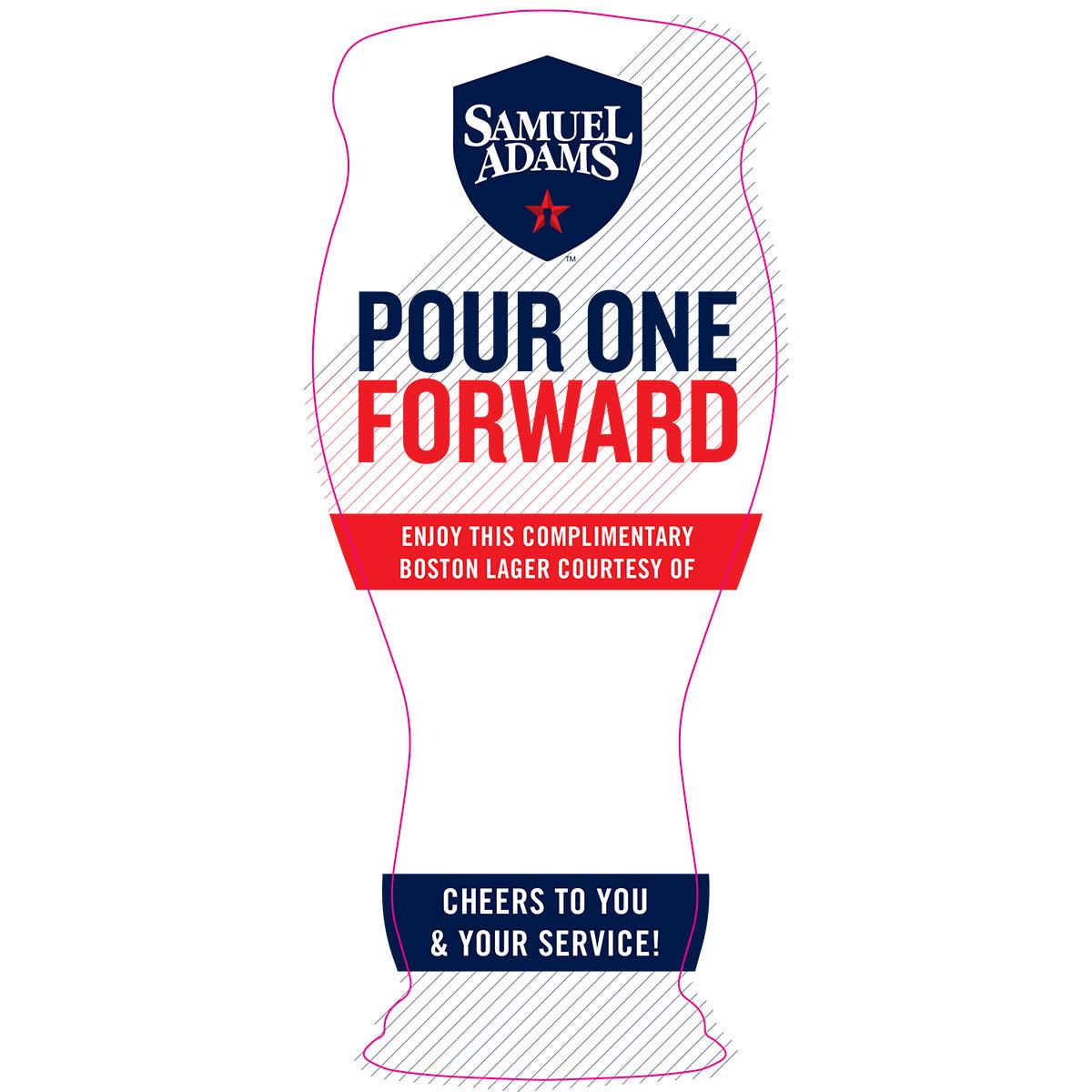pour one forward voucher