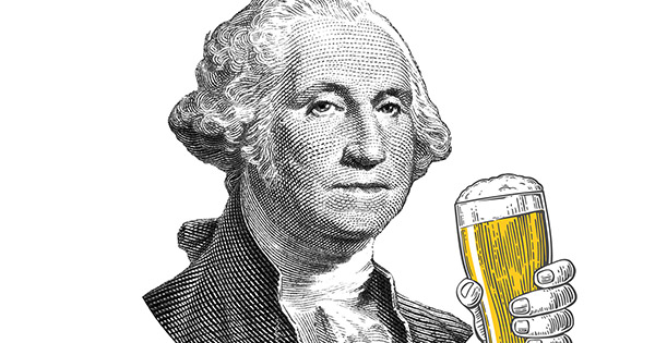 America S Earliest Presidents Loved Beer Craftbeer Com