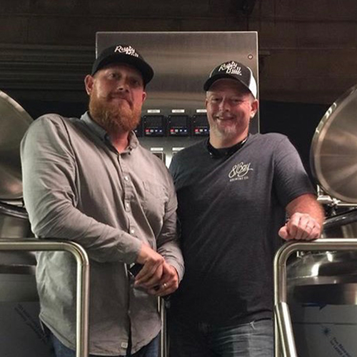 Rusty Bull Brewing Founders