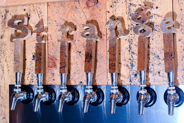 Ten breweries to pour beers at strange craft beer company for Strange craft beer company
