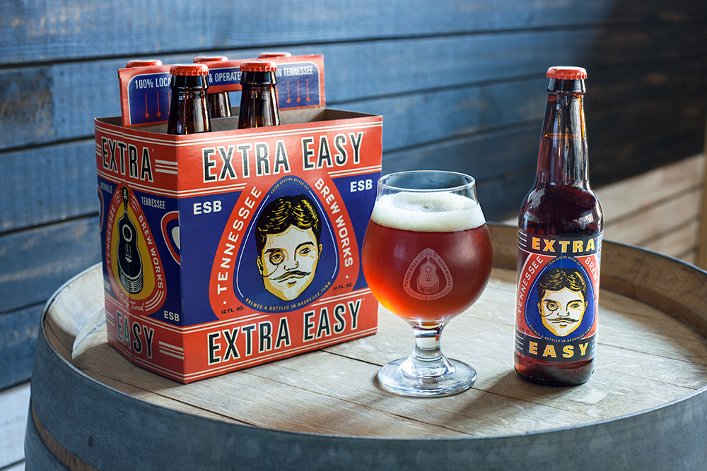 """""""Extra Easy"""" Ale, Tennessee Brew Works"""