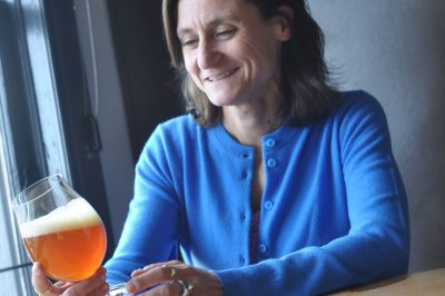 Tasting Craft Beer with julia herz