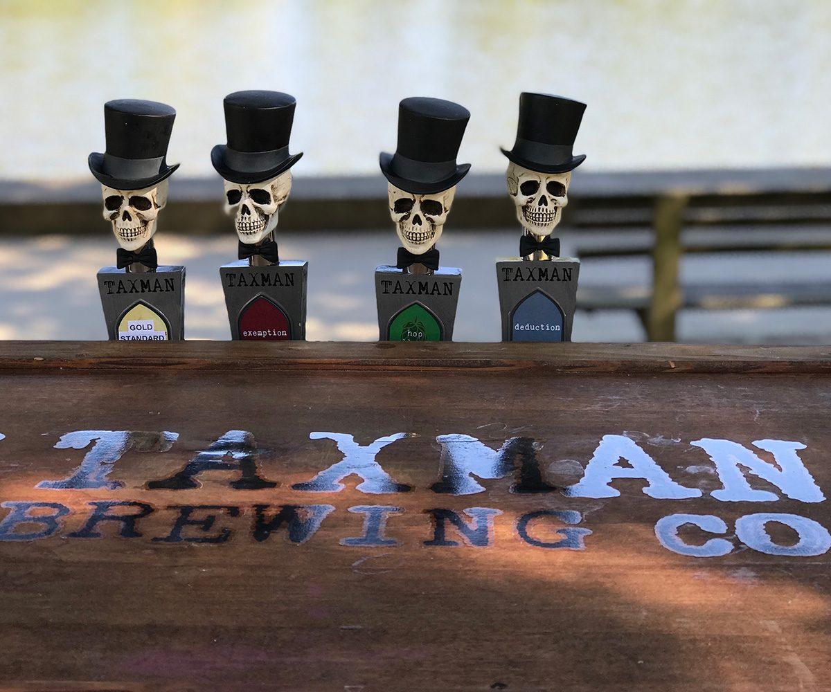 taxman brewing beers
