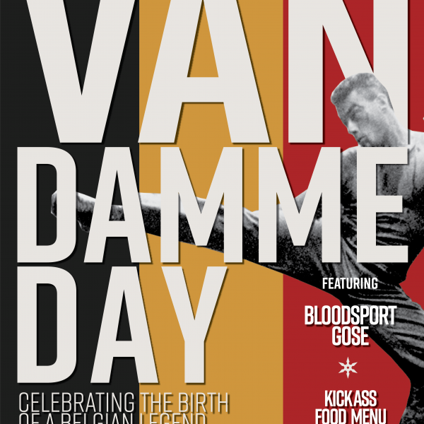 VanDamme-Poster