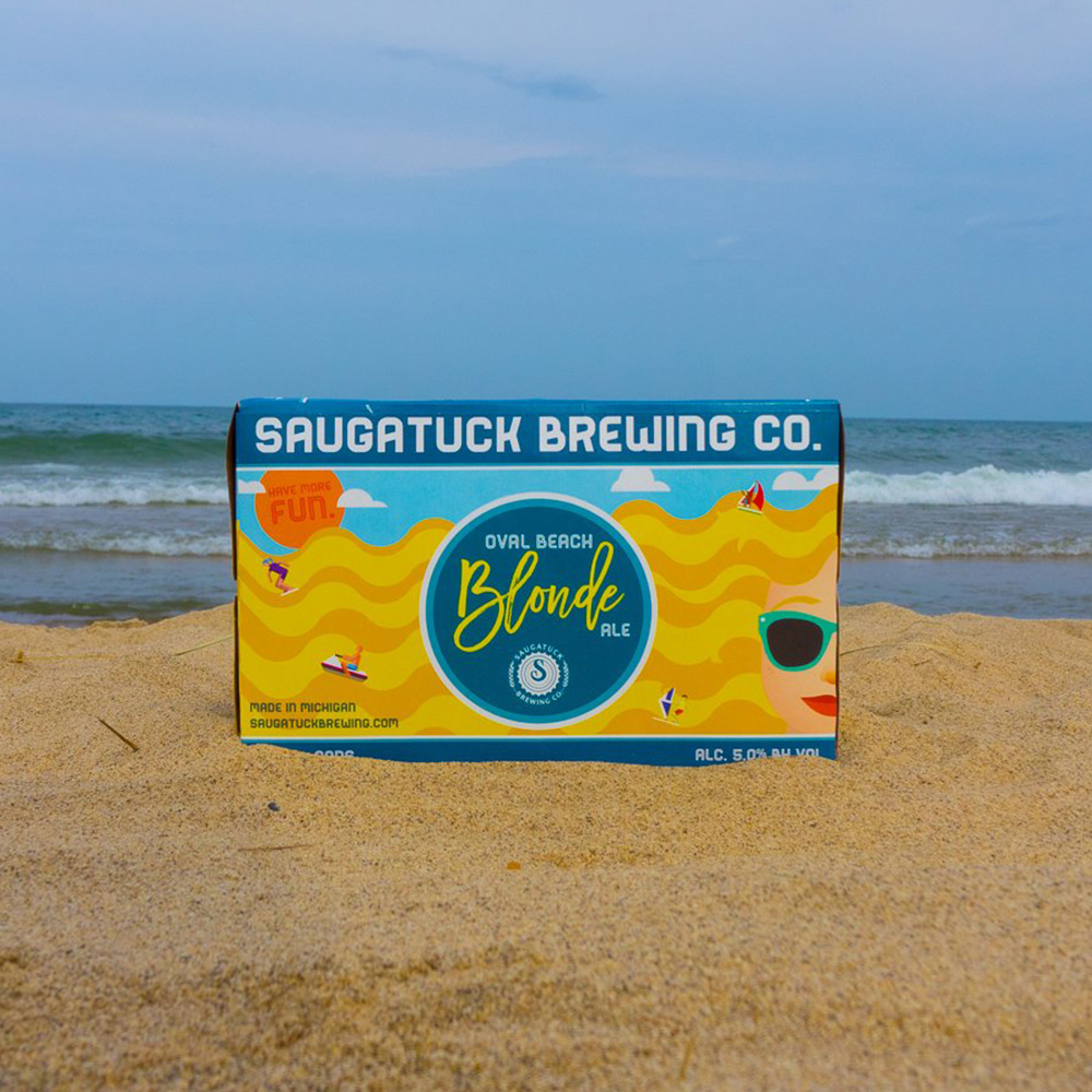 Saugatuck Brewing Blonde Ale
