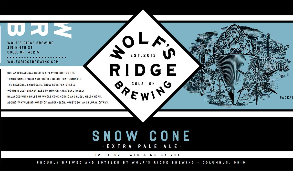 snow cone beer