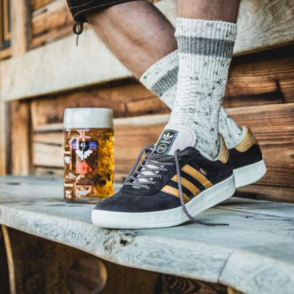 Adidas beer shoes