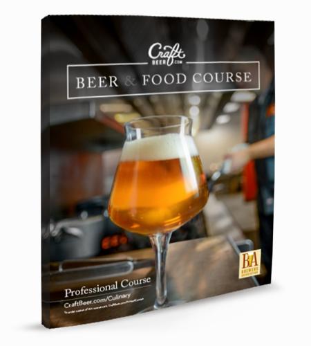 Beer & Food Course