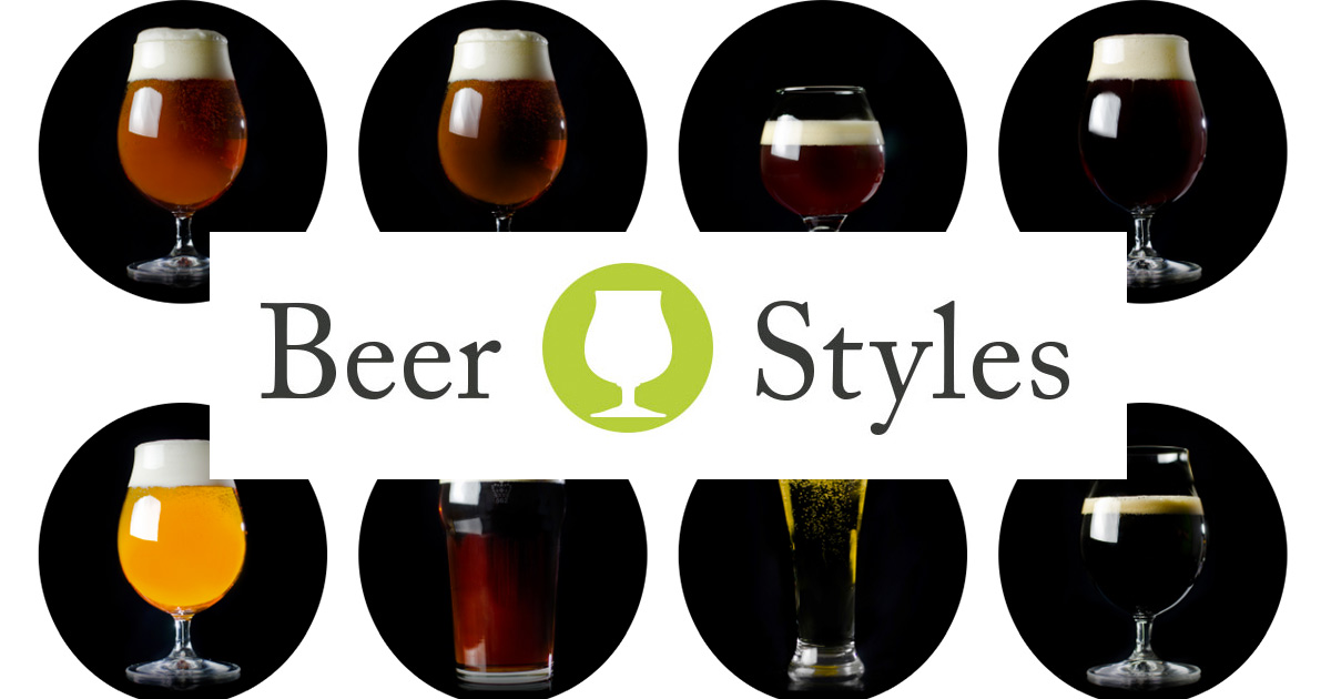 Beer Styles Study Guide