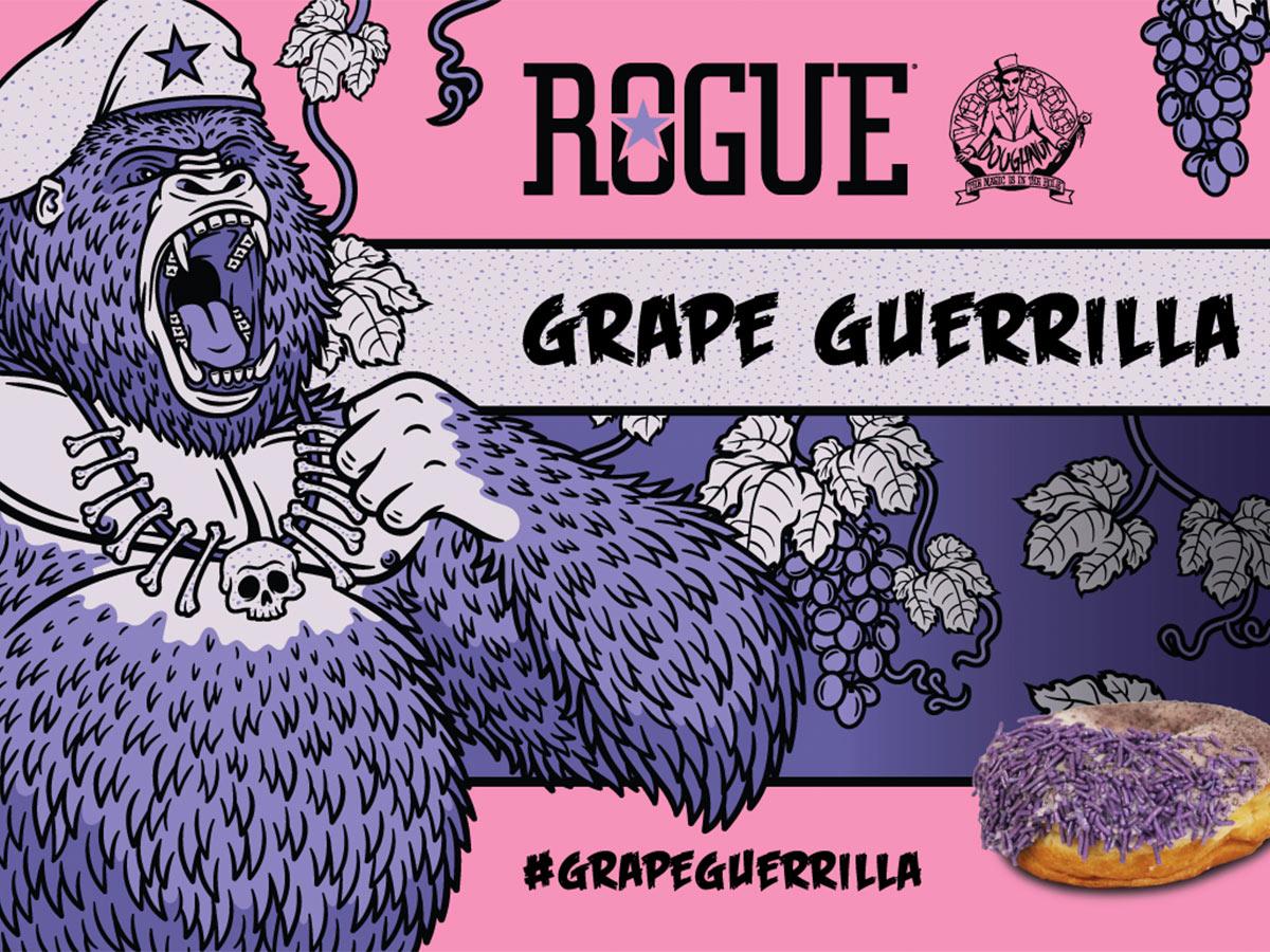 Rogue Grape Guerrila