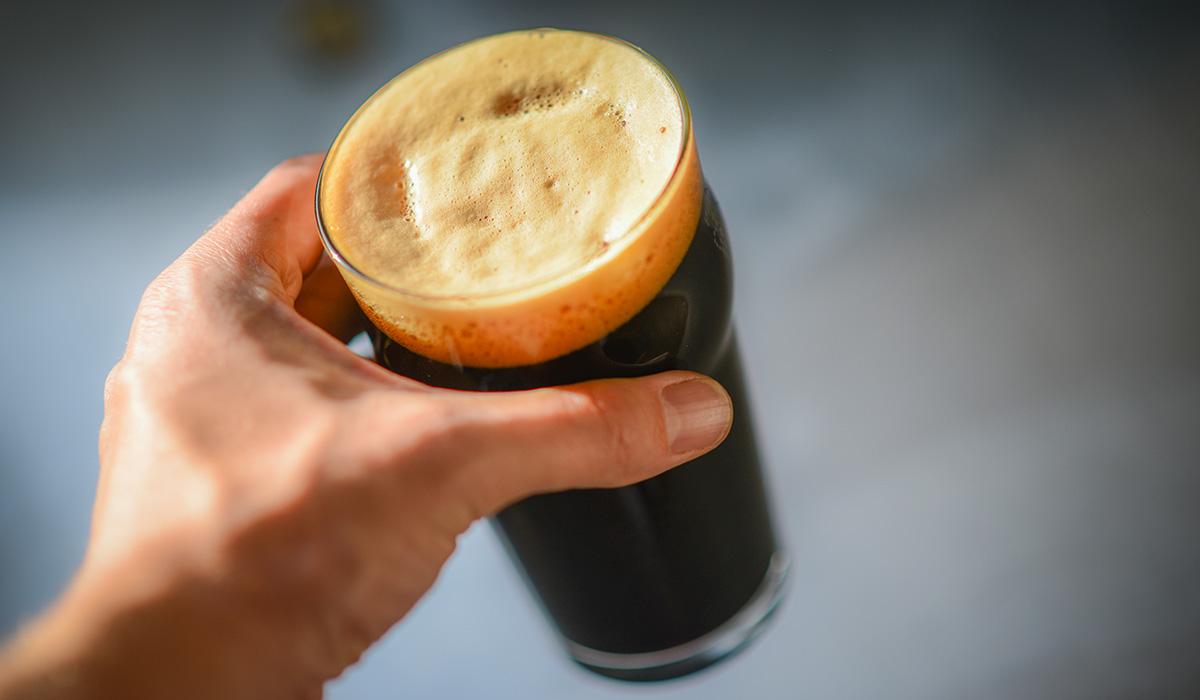 Sexual chocolate beer recipe